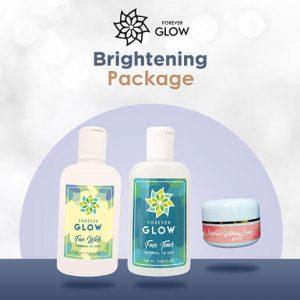 paket brightening glow+ clinic